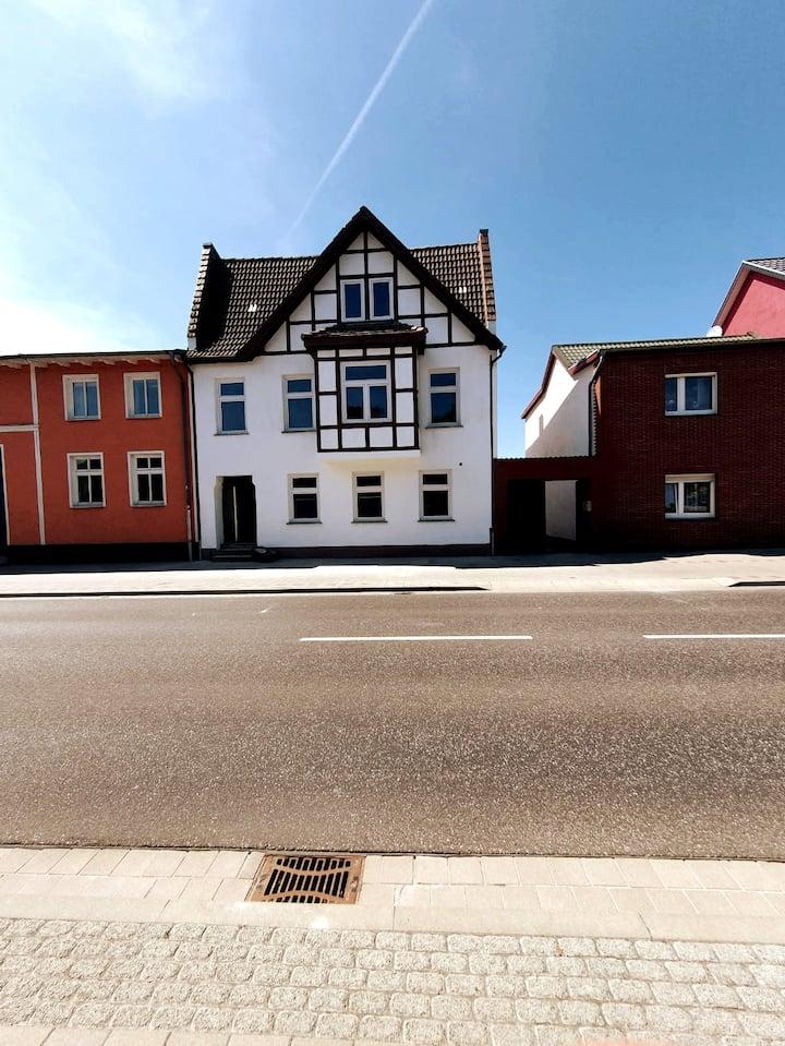 Kuschelige Ferienwohnung in der Vinetastadt Barth