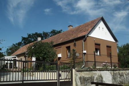 Családi ház Zala szívében - Söjtör - Haus