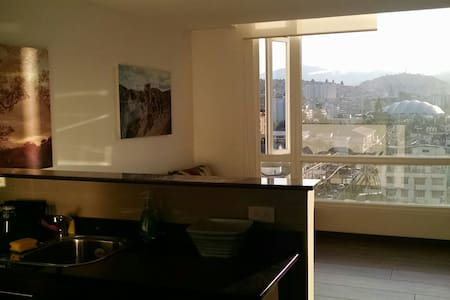 New Private suite, 1 br, great location and view. - Quito