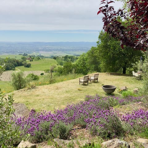 Sonoma Mountain Artist's Retreat