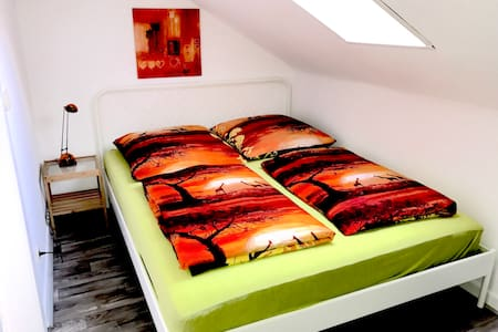 2-Zi-Whg. für 3 Personen ruhig + zentral - Hagen - Apartamento