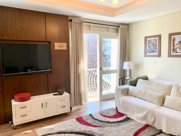 Apartamento no centro de Gramado
