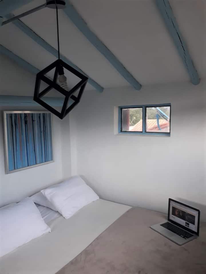 Rapsodia Hostel- Habitación en Hotel