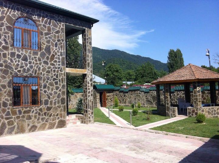 Gabala Mountain Villa