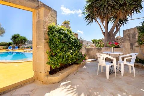 Terezin - Razzett Ghasri 1 Bedroom House