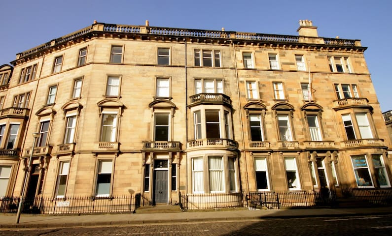 Double Rm - Princes St 12 mins walk