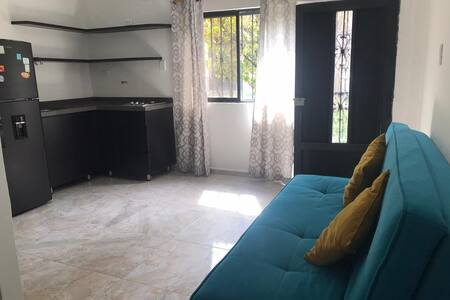 Nice apartment in a central location