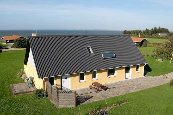 Spacious Holiday Home in Vinderup with Fjord Nearby