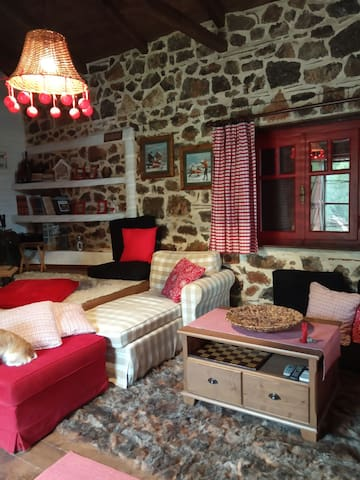 Parnassos-Cosy winter loft