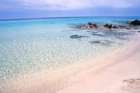 Appart 1 climatisé proche  d'une plage en Balagne