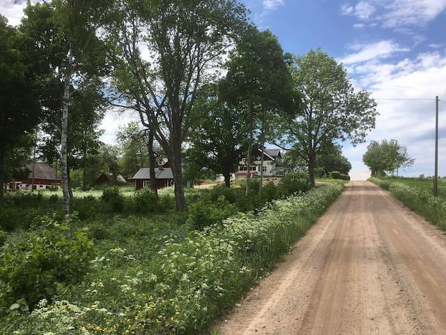 Stuga i Astrid Lindgrens Vimmerby