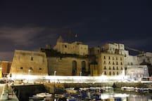 Die Altstadt von Pozzuoli