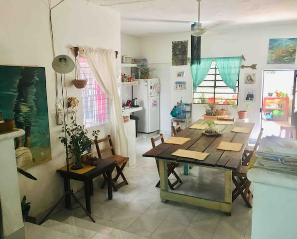 TINASAHOUSE The Artists experience in Tulum