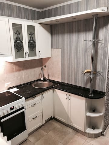 Sophisticated Kiev apartment near great amenities!