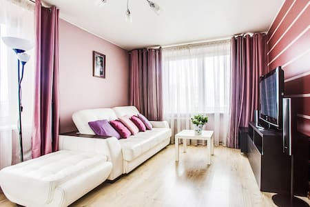 Stunning apartment on Savelovskaya - Moskva