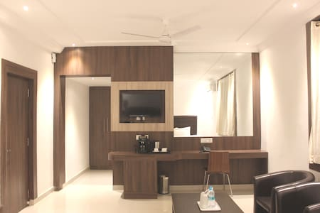 Private Hotel Room | Temple View