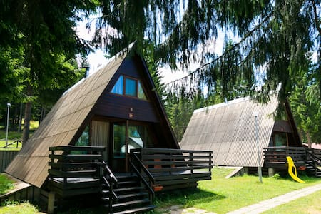 Romantica Forest Holiday Village - Pazardzhik - 宾馆