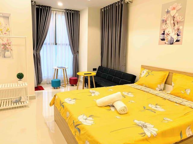 Saigon Royal Studio Apartment near center