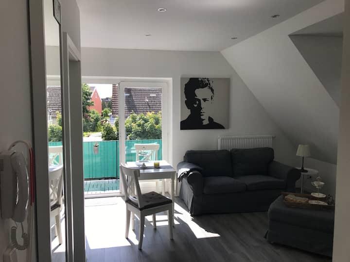 Traumhafte 2 Zimmer Wohnung nahe Hamburg
