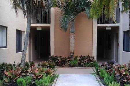 Habitacion (2) y bano independiente - 邁阿密