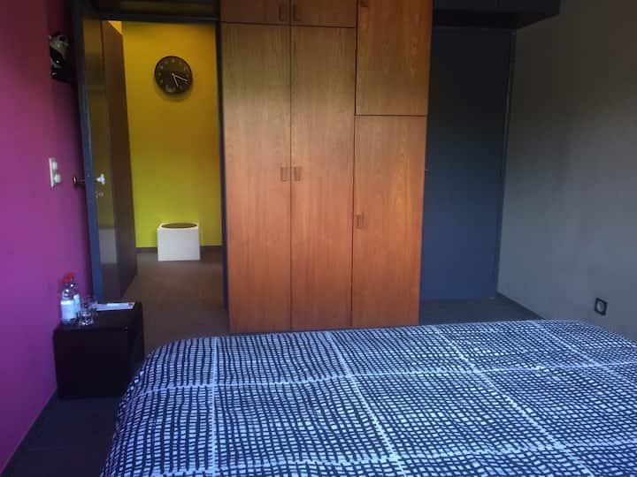 Private room in Villa Broes