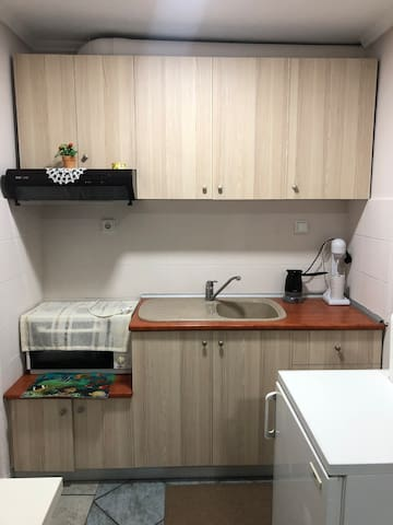 Single room apartment