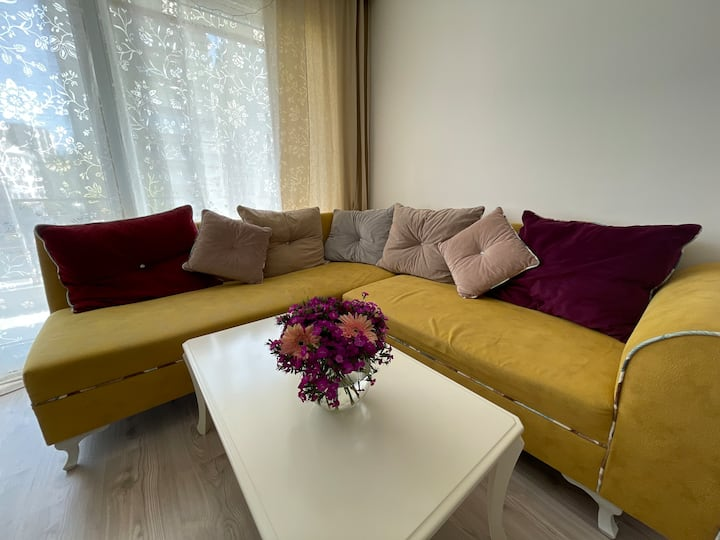 Cozy apartment to spend your best days in Antalya