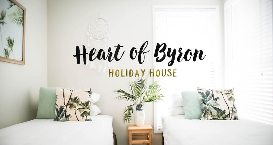 Heart of Byron Holiday House - Unbeatable Location - Byron Bay - Huis