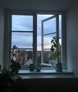Penthouse, stunning view 118cm2 - Silkeborg - Appartement