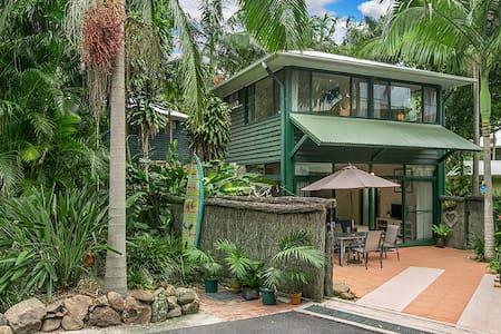 Aamber Garden Villa - Stylish - Byron Bay - Leilighet