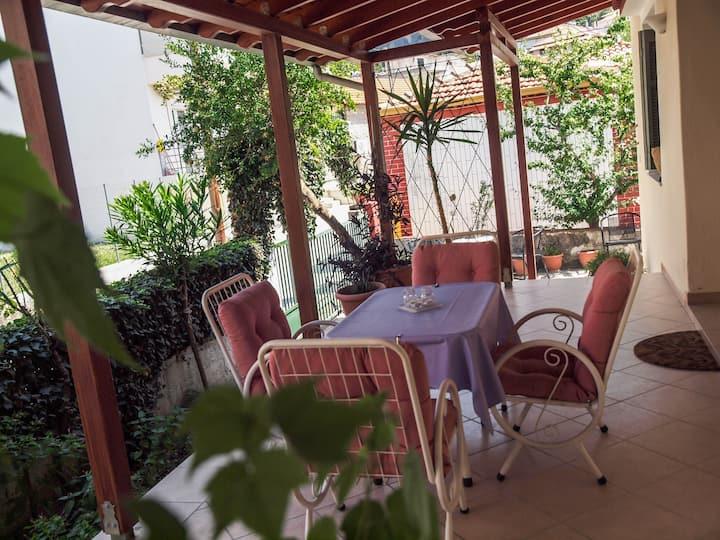 Vintage home Meteora