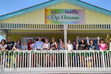 Cozy Surf's Up BeachHouse Sleeps from 3-16 Guests! - Gulf Shores - Hus