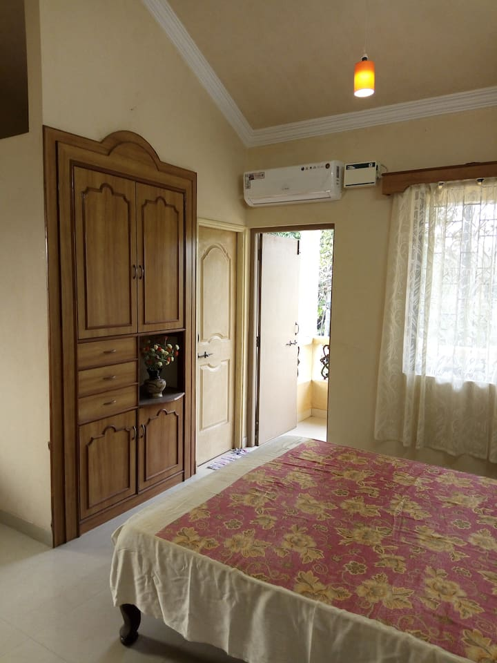 Cupboard and wardroom