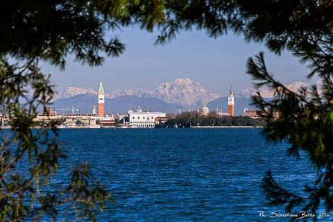 Ca 'Vittorina: город и море Венеции