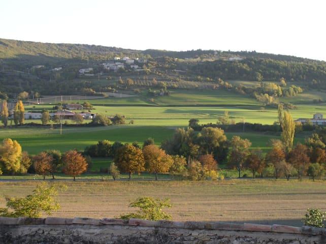 Gîte à la ferme dans le Luberon