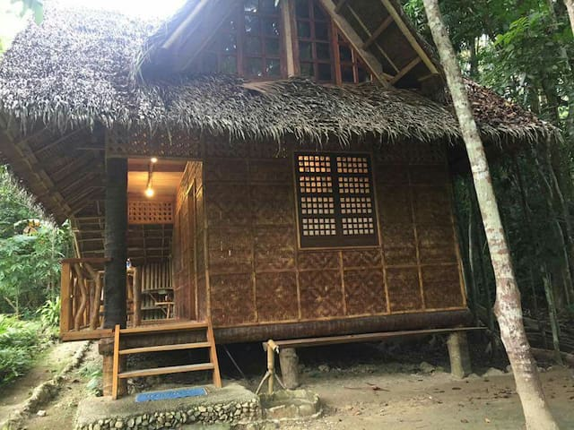 Riverside Native House - Loboc - Huis