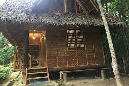 Riverside Native House - Loboc - Rumah