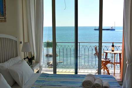 Wonderful double room taorminaxos - Giardini Naxos
