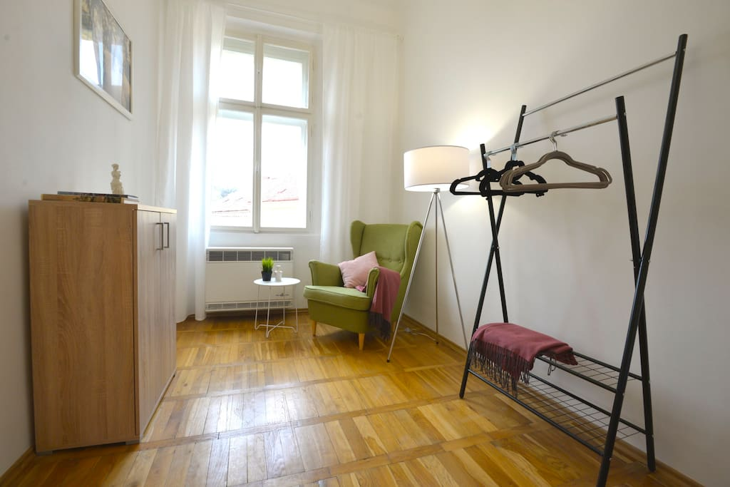 New apartment in historic centre