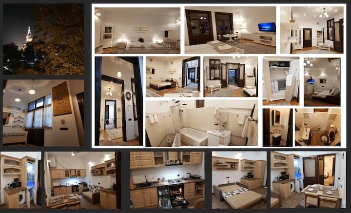 ELLA Apartments Timisoara no11