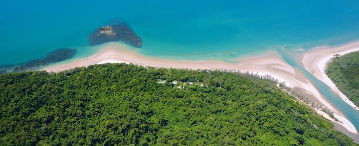 Daintree Rainforest Beach House