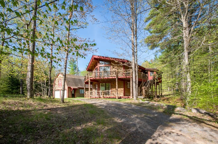 Adirondack Nature Retreat