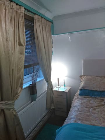Double room,Hereford UK