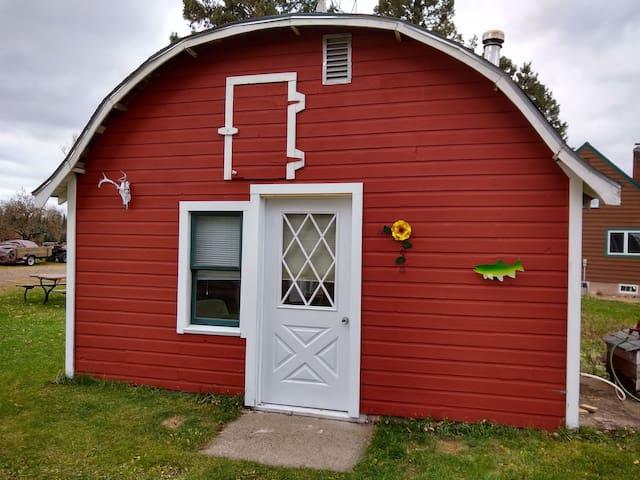 The Birkie Barn at Babyfoot Acres