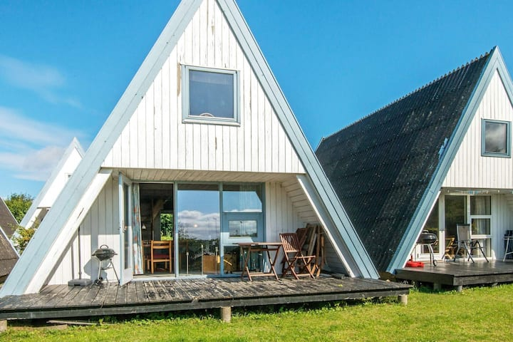 Cosy Holiday Home in Midtjylland with Swimming Pool.