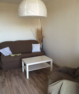 Bel appartement 50m2 à 10min centre - Wohnung
