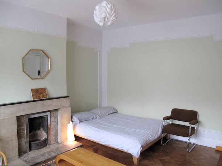 Beautiful Double Room: downstairs