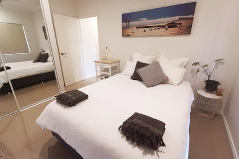 Pearler's Rest Luxury Guest Suite.