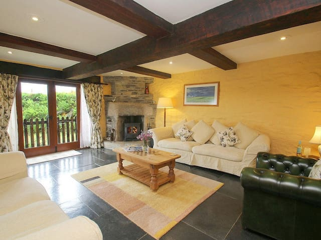 WESTHAYES, pet friendly, with pool in Camelford, Ref 959871