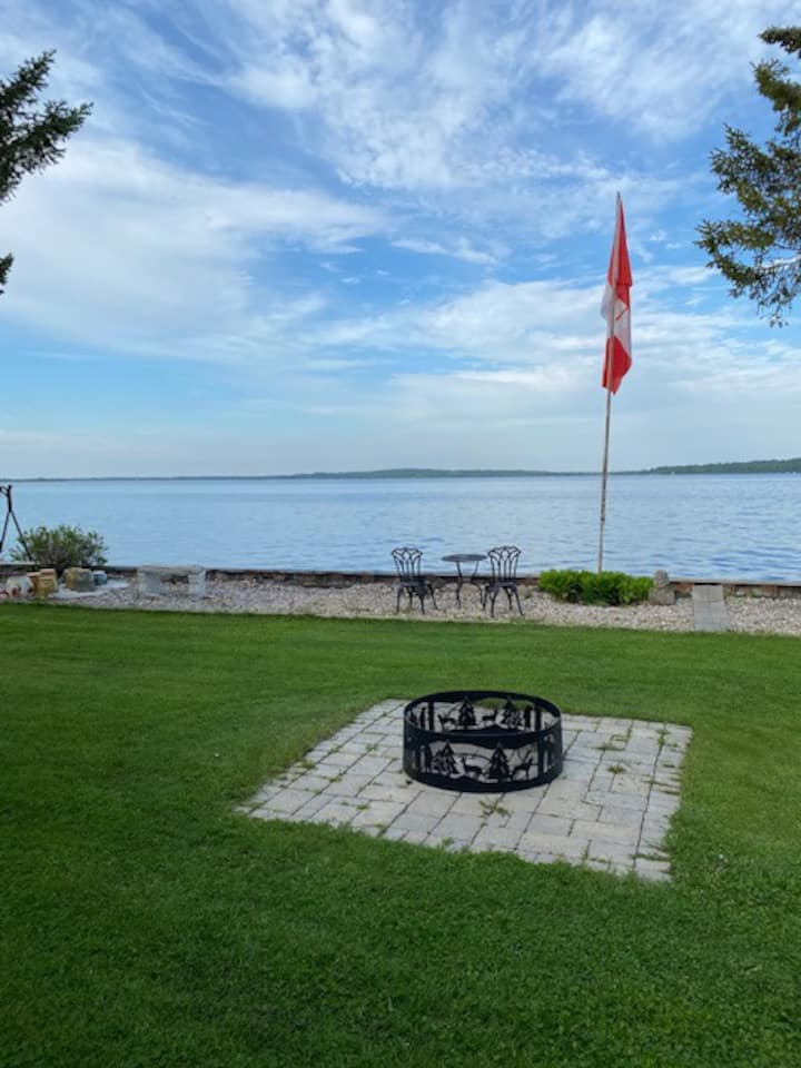 Exclusive Georgian Bay Waterfront Resort